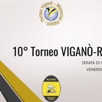 10°Torneo VIGANÒ-RIGANTI - SERATA DI PRESENTAZIONE