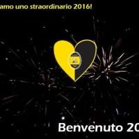 SALUTIAMO UNO STRAORDINARIO 2016