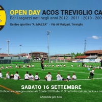 OPEN DAY ACOS!