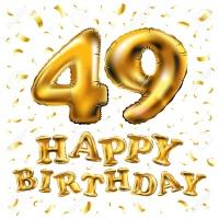 E SONO 49!!!!